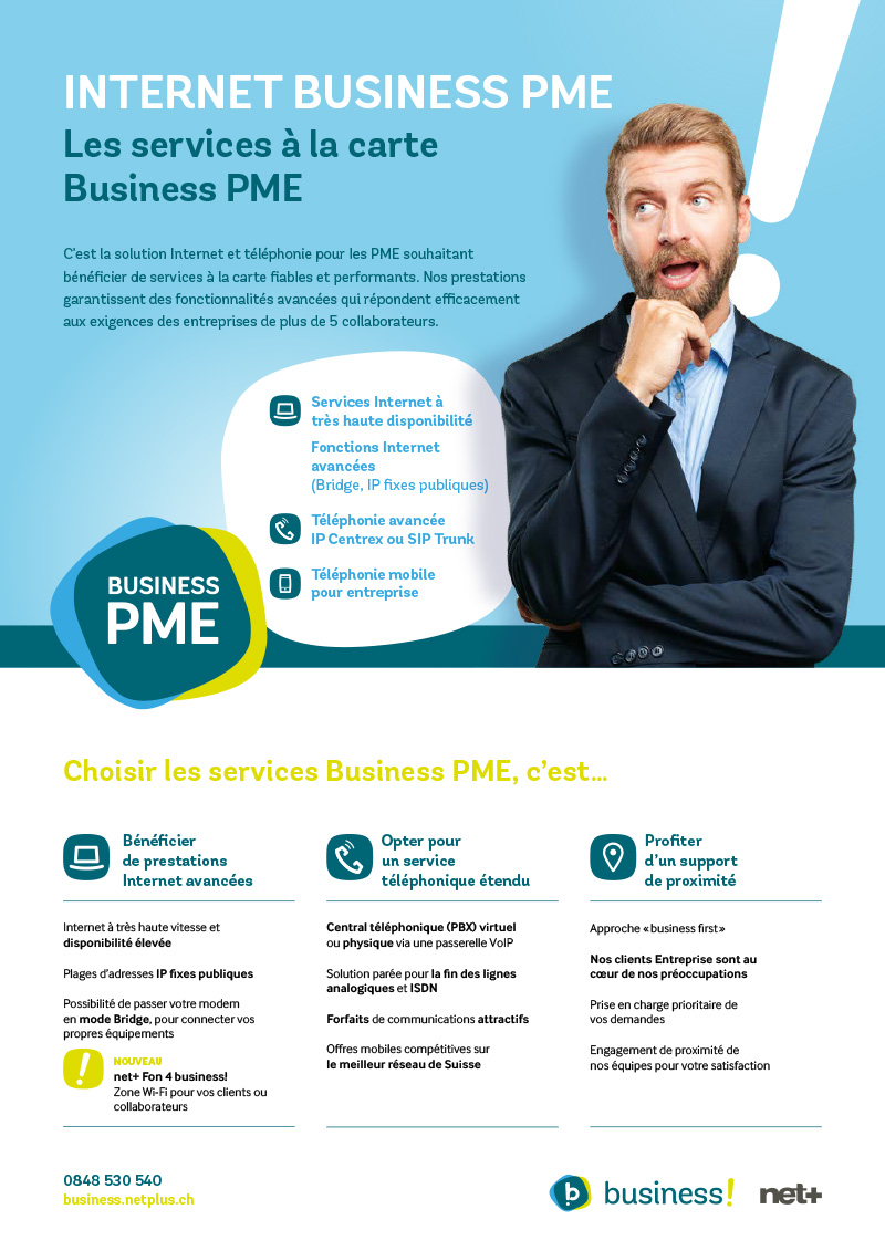 Internet Business PME