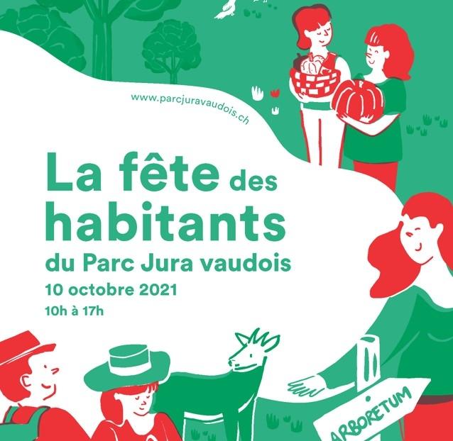 Fête des habitants du Parc Jura Vaudois