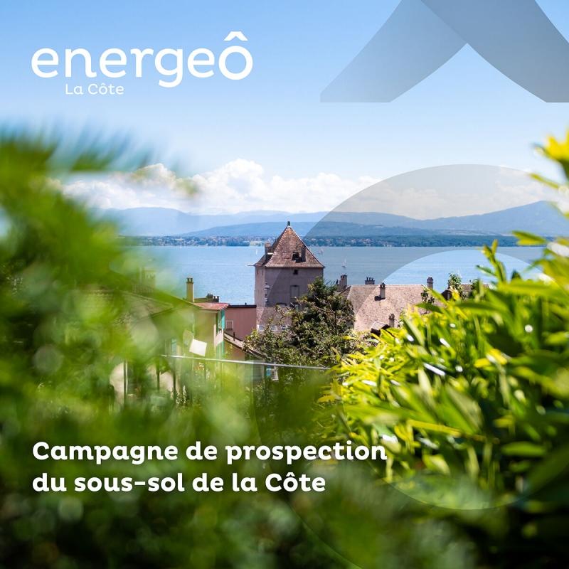 Projet EnergeÔ La Côte